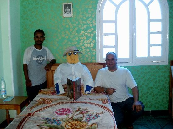 Flats in Luxor: Little Mohammad & me