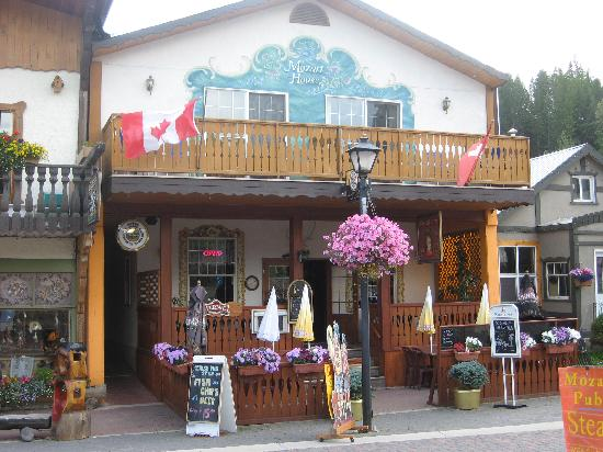Kimberley, Canada: A wonderful intimate inn.