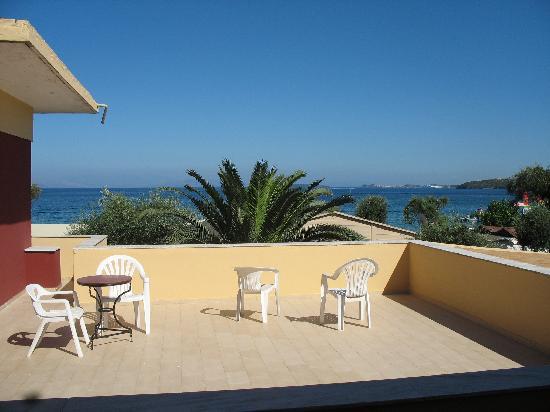 Scheria Hotel: view