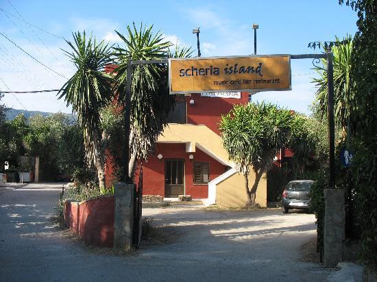 Scheria Hotel: scheria island