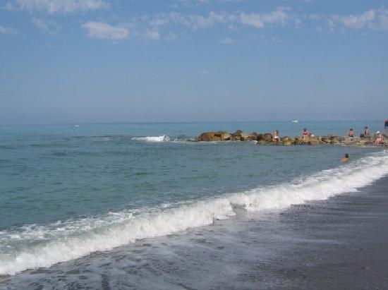 Camping Le Tamerici: Spiaggia