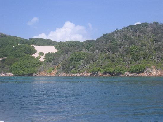 Los Testigos Islands, Venezuela: Una Duna Archipielago de los Testigos