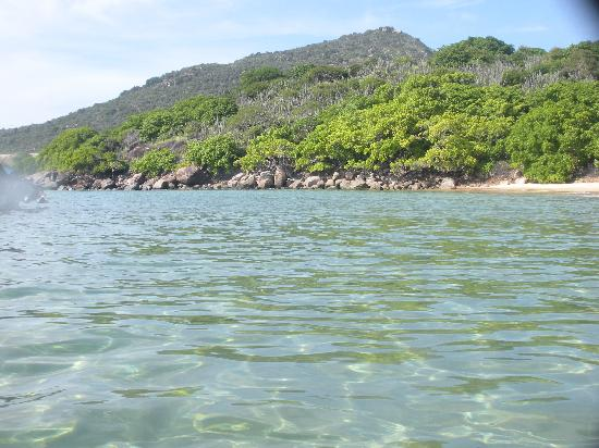 Острова Лос-Тестигос, Венесуэла: Agua Cristalina del Archipielago de los Testigos