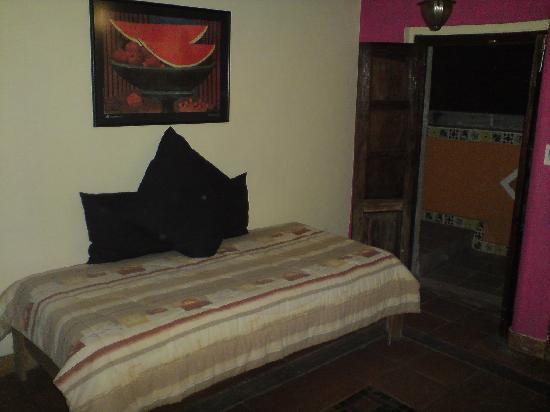 Hotel Real Guanajuato: Cuarto Cama Individual