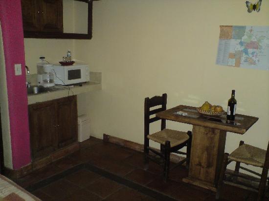 Hotel Real Guanajuato: Cocineta