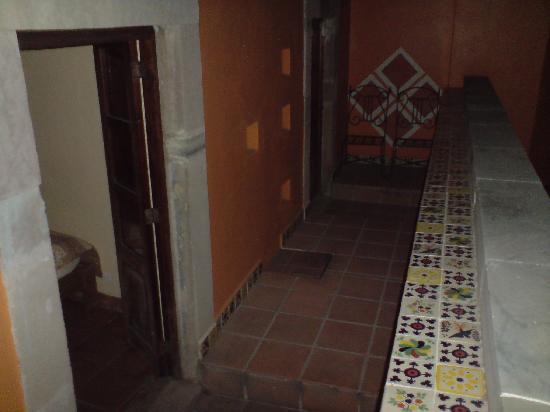 Hotel Real Guanajuato: Terraza