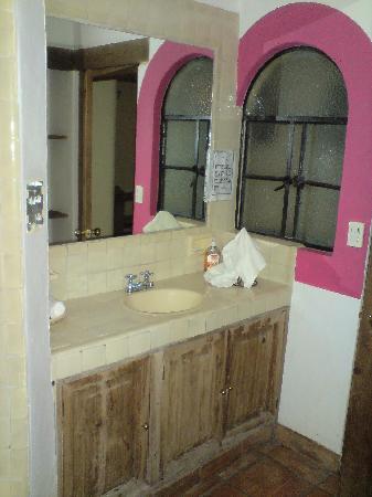 Hotel Real Guanajuato: Baño