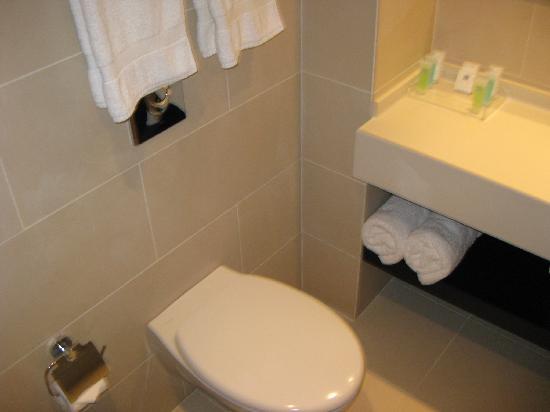 Cavalier Hotel: Toilet