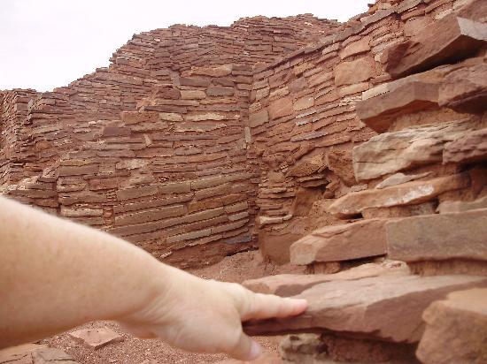 Wupatki National Monument: Touching History