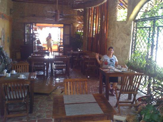 Maison Tulum: breakfast