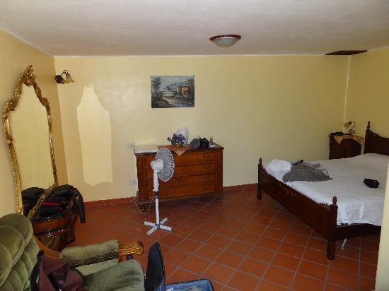 Villa Smeralda: Chambre 2