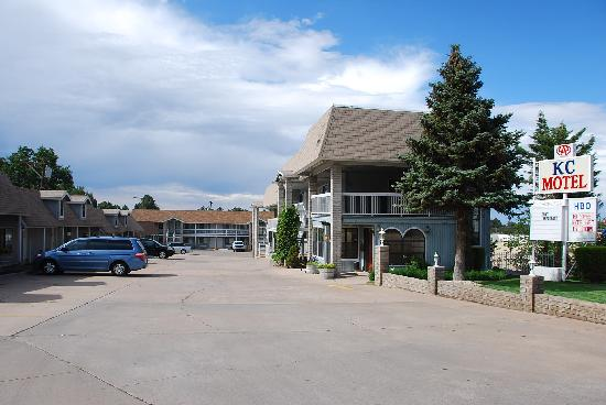 The KC Motel in Show Low