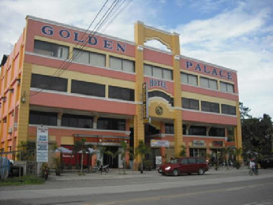 Golden Palace Hotel: front of hotel