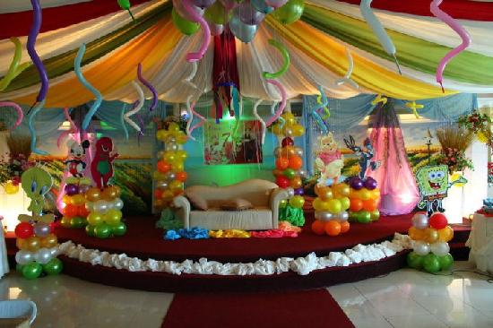 Golden Palace Hotel: birthday
