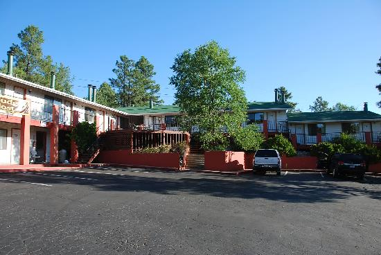 Budget Host Sierra Inn: The Budget Sierra Inn in Prescott