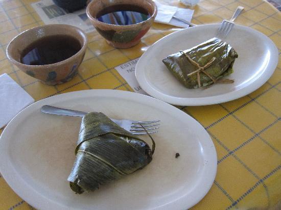 Itanoni: tamales