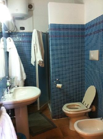 Locanda il Cappero B&B: Il bagno