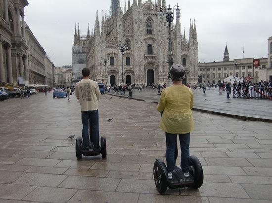 Italy Segway Tours: Milan's Duomo by Segway