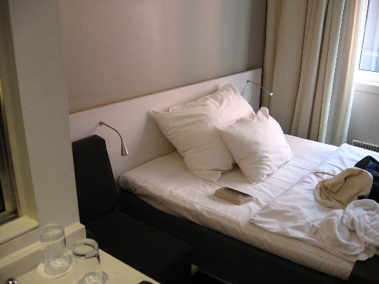 Thon Hotel Gyldenlove: nice bed