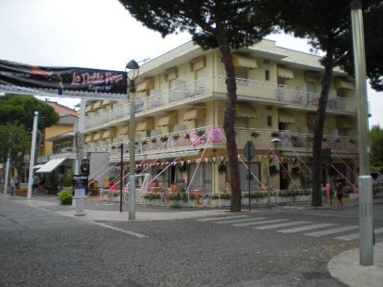 Franca hotel : Hotel Franca