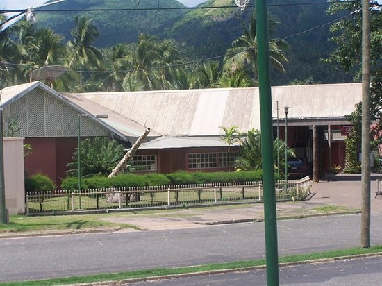 Rabaul Hotel, Mango Avenue