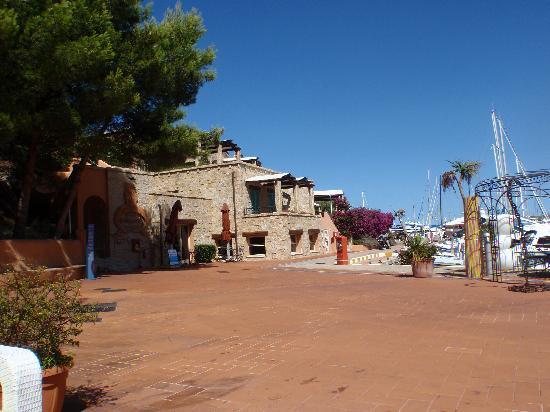 Le Sirene Hotel: Reception