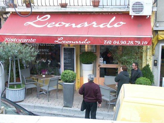 Restaurant Le Leonardo: restaurant leonardo