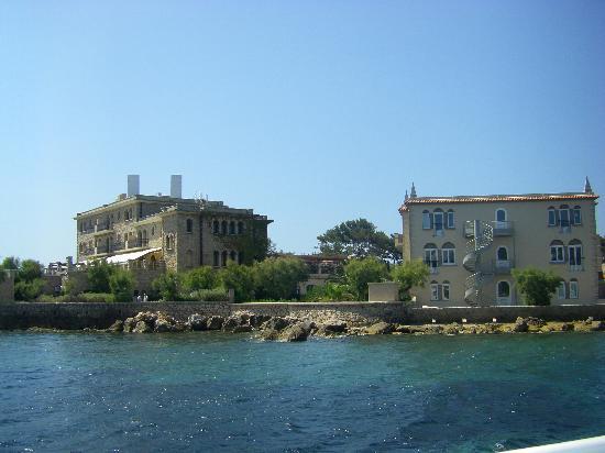 Hotel Le Delos : Hôtel et son annexe