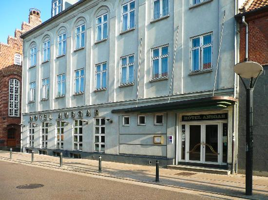 hotel ansgar esbjerg