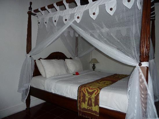 Bunga Permai Hotel: zimmer