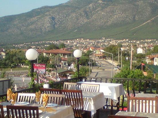 Nemrut: daytime view