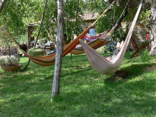 Azienda Agricola Cimbolello: relax in garden