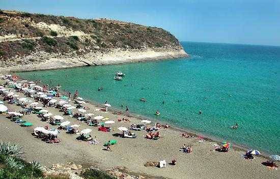Svoronata, Greece: AI HELES BEACH