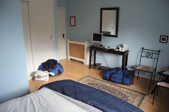 Braemor B&B : Zimmer mit Blick auf Loch