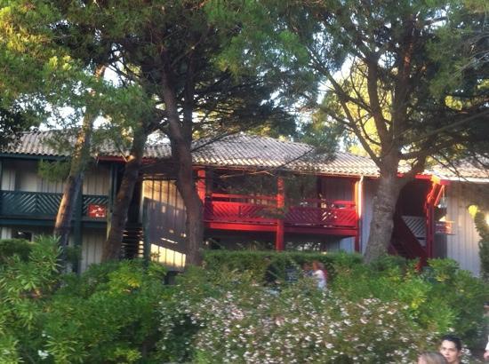 Pierre & Vacances Village Club Moliets : le hameau
