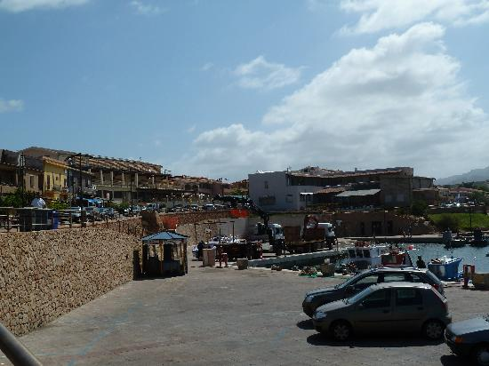 Hotel Corallo : Hotel face au port