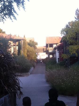 Pierre & Vacances Resort Moliets: une partie du site