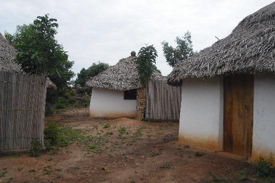 Kpomasse, Benin: les chmabres