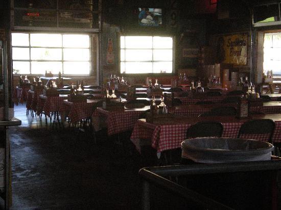 Rudy's: Dinning Room