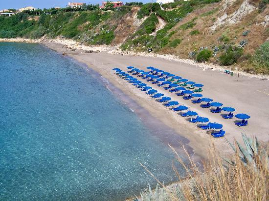 Avithos Resort : Ai Helis beach