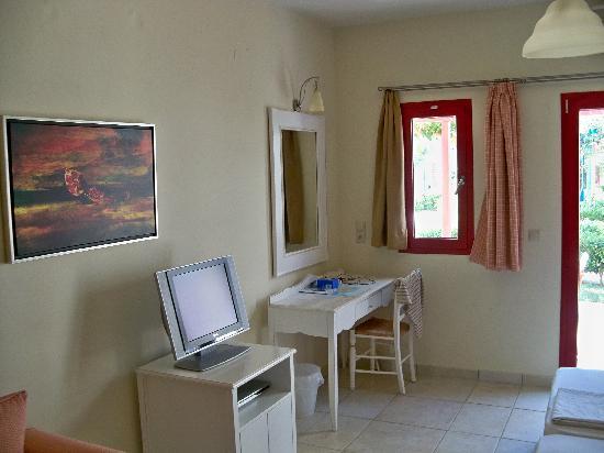 Avithos Resort: accomodation