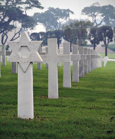 Taguig City, Filipina: American Cemetery in Manila