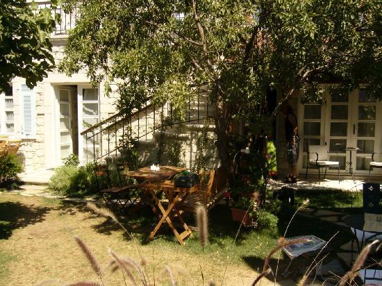 Incirliev Alacati : Garden/Breakfast/Chill out