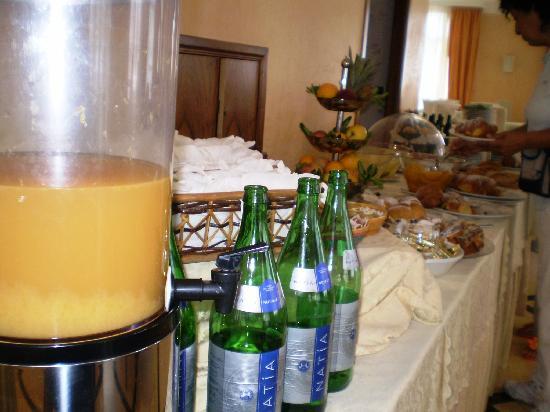 """Pimonte, Italia: la colazione definita da alcuni """"scarsa"""""""