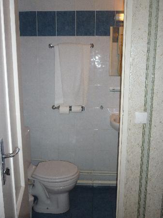 Sibour Hotel: Das Badezimmer.