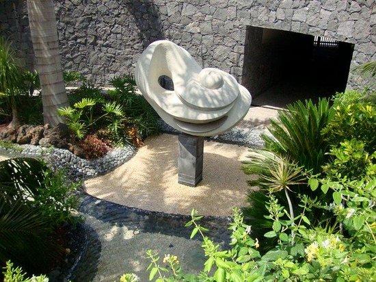 Gran Melia Palacio de Isora Resort & Spa : Nice communal areas