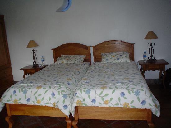 Ninos del Arco Iris : De slaapkamer