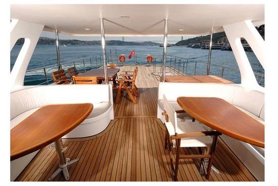 Private Tours in Istanbul: Private Luxury Boat on Bosphorus 24