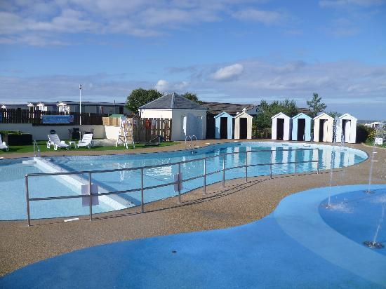 outdoor pool picture of berwick holiday park haven berwick upon tweed tripadvisor