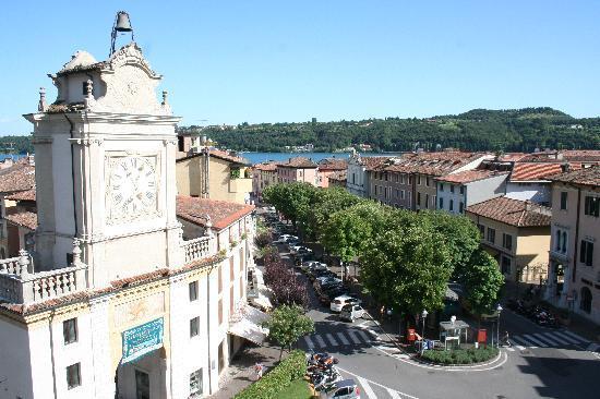 Hotel Eden: view 2 balcony